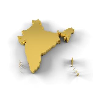 India/Gold